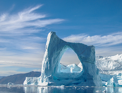 Iceberg - HenriVdl/iStock/Getty Images Plus/Getty Images