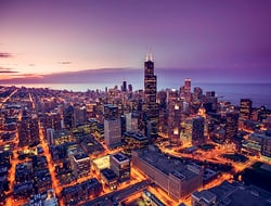 Chicago - by marchello74/iStock/Getty Images Plus/Getty Images