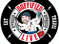 Duffified Live logo, cropped to 600px wide