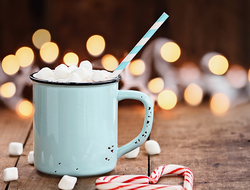 Hot chocolate - StephanieFrey/iStock/Getty Images Plus/Getty Images