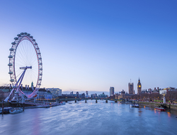 London Eye - ZoltanGabor/iStock/Getty Images Plus/Getty Images