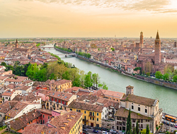 Verona, Italy - Ladiras/iStock/Getty Images Plus/Getty Images