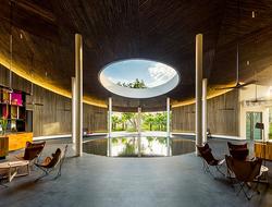 Andaz Mayakoba Resort Riviera Maya lobby