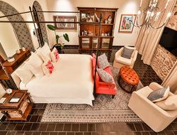 Rosewood Puebla guestroom
