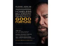 Good Fortune Movie Premiere