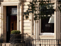 Starwood Capital has partnered with JLL in the off-market sale of its Drumsheugh Gardens hotel.