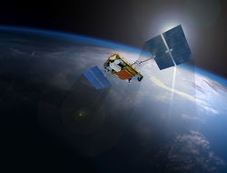 Iridium satellite (Iridium)