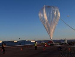 World View balloon (World View)