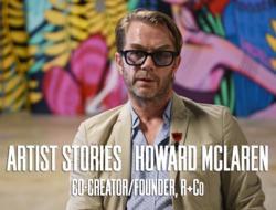 Howard McLaren Artist Stories