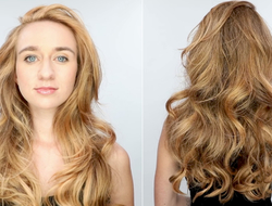 Color How-to: Fall Blonde Highlights