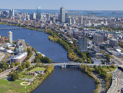 Cambridge, MA, and Boston