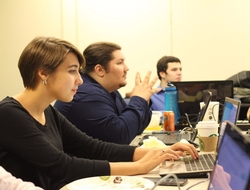 students code