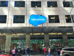 Salesforce building