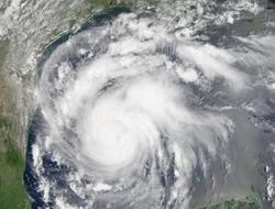 Hurricane Harvey approaches Texas