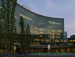 Cleveland Clinic building