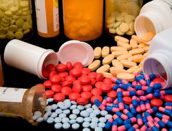 Prescription and pills