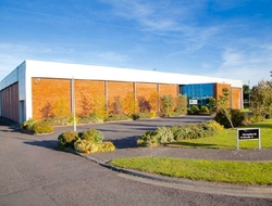 Almac facility in Northern Ireland