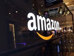 Amazon sign on storefront