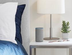 Amazon Echo nightstand
