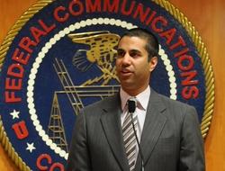 FCC Chairman Ajit Pai