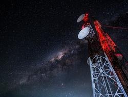 satellite tower (Pixabay)