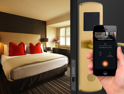 Who is the ideal guest for mobile key?