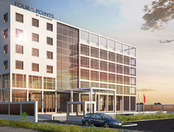Marriott is scheduled to open Four Points by Sheraton Nairobi Airport on October 1