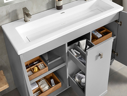 Aravo Solutions may be used for different design possibilities.
