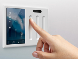 Brilliant Control is a smart lighting solution that replaces existing light switches.