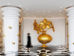 Marcel Wanders, South West Architecture design sbe's first Middle Eastern hotel, Mondrian Doha.