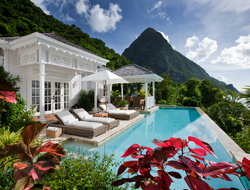 Sugar Beach St. Lucia Luxury Home from Home Package