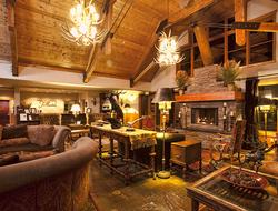 The Hotel Telluride Lobby