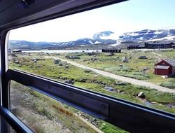 Europe railroad