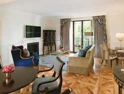 The Dorchester Belgravia Suite living room