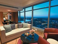 Sofitel Sydney Darling Harbour Prestige Suite