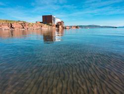 Titilaka Resort on lake Titicaca Peru