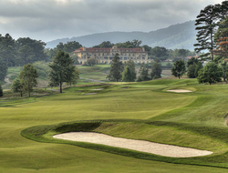New Keswick Fully Cry Golf Course Virginia