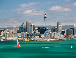 Auckland, New Zealand - stefaniedesign/iStock/Getty Images Plus/Getty Images