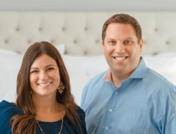 Boll & Branch's Missy and Scott Tannen