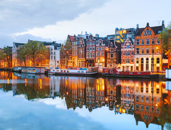 Amsterdam AndreyKrav/ iStock / Getty Images Plus