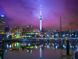 Auckland New Zealand  - Tjin/iStock/Getty Images Plus/Getty Images