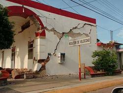 Oaxaca Mexico earthquake