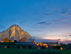 Lotus Temple New Delhi, India
