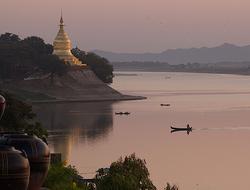 Burma Irrawaddy River