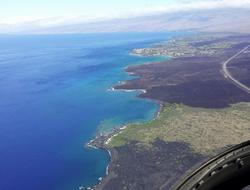 Hawaii Island via Paradise Helicopters