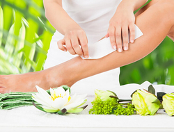 waxing all natural hair removal sugaring