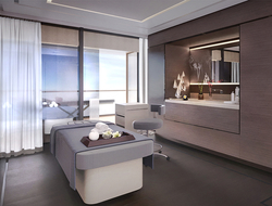 The Ritz-Carlton Yacht Collection Evrima spa