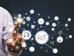 Interest in the IoT is running high (Image Art24hr / iStockPhoto)