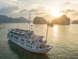 Two of four 17-cabin Paradise Luxury vessels have been repurposed