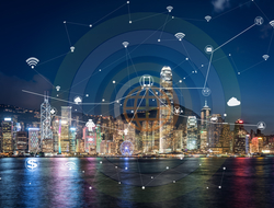 Colt Technology Services is bringing its on demand SDN service to Hong Kong (image lesleywang2015 / iStockPhoto)